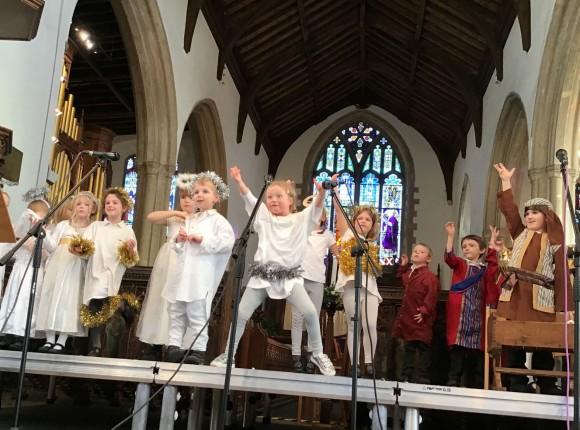 St Michael's Nativity Play