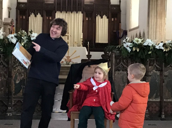 Acorn nursery discover more about Aylsham Parish Church