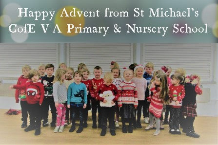 Advent at St Michael's